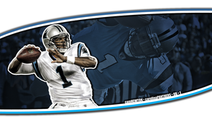 cam newton wallpaper 10 by jb-online