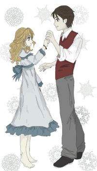 May and Lemony- shall we dance by Donny-Hobbitgirl