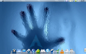 Arch Linux with KDEmod by belh0r