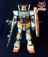 Bandai GUNDAM MG RX-78-2 Ver. ONE YEAR WAR 0079_01 by wongjoe82