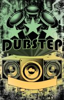 Dubstep Poster by CJ5