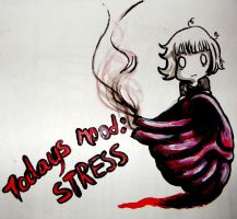 STRESS by RaelXArts