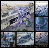 Odeith king of the gutter by Odeith