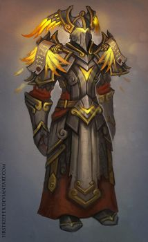 Paladin concept by FirstKeeper