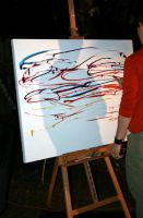 Live Painting by JustinChristenbery