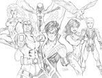 01232014 New teen titans by guinnessyde