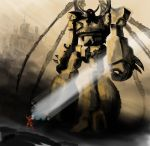 Shadow of the Colossus by ajaxone