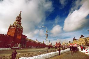 Red Square. by Bunnis