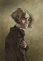 Remus Lupin by eve-bolt
