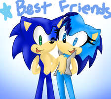 Best Friends by SonicStaryFan