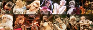 Soul Calibur V Character Compilation by xXJayElXx