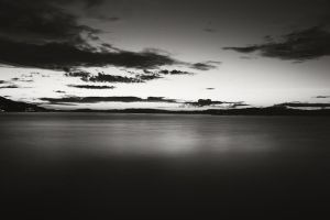 Trondheim fjord by lococso