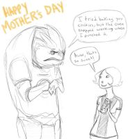 Happy Mother's Day by Calamari-San