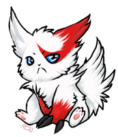 Zangoose by Ravencrow23
