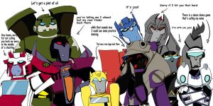 If Transformers was Live by assassinness