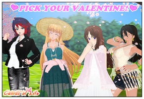 Pick your Valentine 2017 by AndrewBaker69