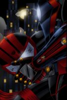 Night Thrasher Colored by CliffEngland