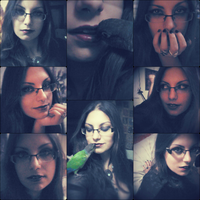 Me + Moxxi Collage by kungfubellydancer