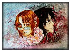 If my flowers were not so red by Khazaa