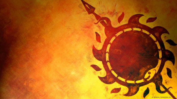 Game of Thrones: Martell wallpaper by 7Narwen