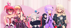 Happiness (MMP contest entry) by Pastel--Galaxies