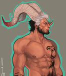 Horns by ViciousJay