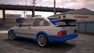 Ford Sierra RS500 Cosworth by RJamp