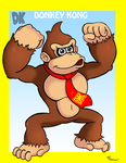 Smash Bros. Donkey Kong by SonicKnight007