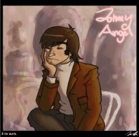 Johnny Angel by Moony-sama