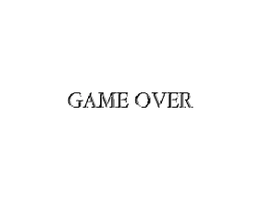 Game Over 6 by Diretooth