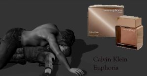 Euphoria by Calvin Klein for men by xxClaireBearxx1