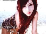 Everything's Alright by TifaLockhart01