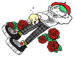 rosebed by dreamicasts