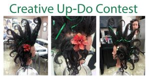Creative Up-Do by MindlessKitteh
