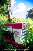 Farmall 460 by tennyomelime