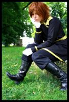 07 Ghost Teito Cosplay by Edolein