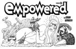 EMPOWERED 4 title page by AdamWarren