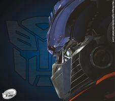 Optimus Prime by Thiago-NightCrawler