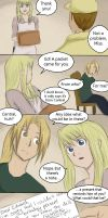 FMA: Mustang's Gift by Sandrenny