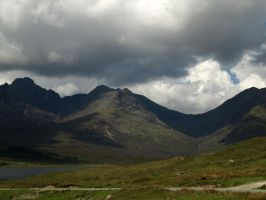 Yet more Cuillins by piglet365