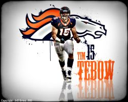 Tim Tebow by jeffa7xheiny