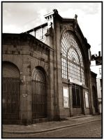 les halles by funkydpression
