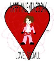Valentine's Squall by angelrinoa
