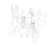 Student council (wip) by PrincessOracle
