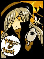 DC : Trigger or Treat by kim57n