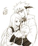 Naruto - parents by empew