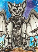 ACEO - Duskit by DarkAfi4