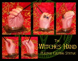 THE WITCHES HAND by SCT-GRAPHICS