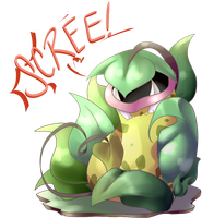 08 Victreebel by SkittyStrawberries