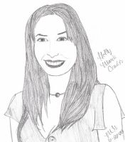 Holly Marie Combs by LivRavencroft